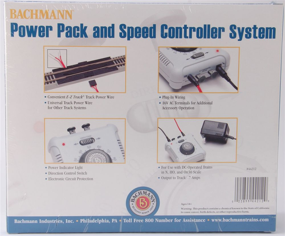 Felix Hobby Shop Power Pack And Speed Controlle Ho Track Wiring Electronic Accessories